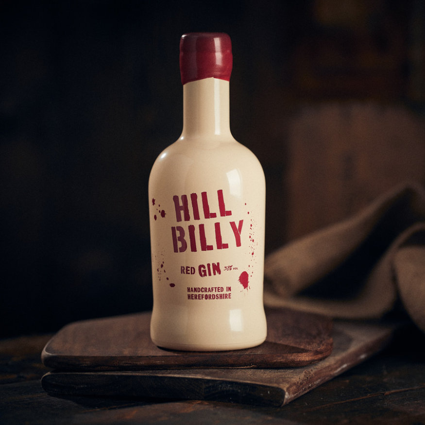 Hill Billy Red 1