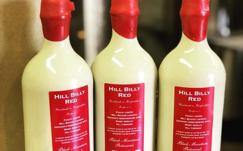 Hill Billy Red Gin named favourite flavoured Gin by Fizz Origin Bar