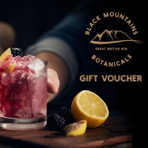 Black Mountains Botanicals Gift Vouchers